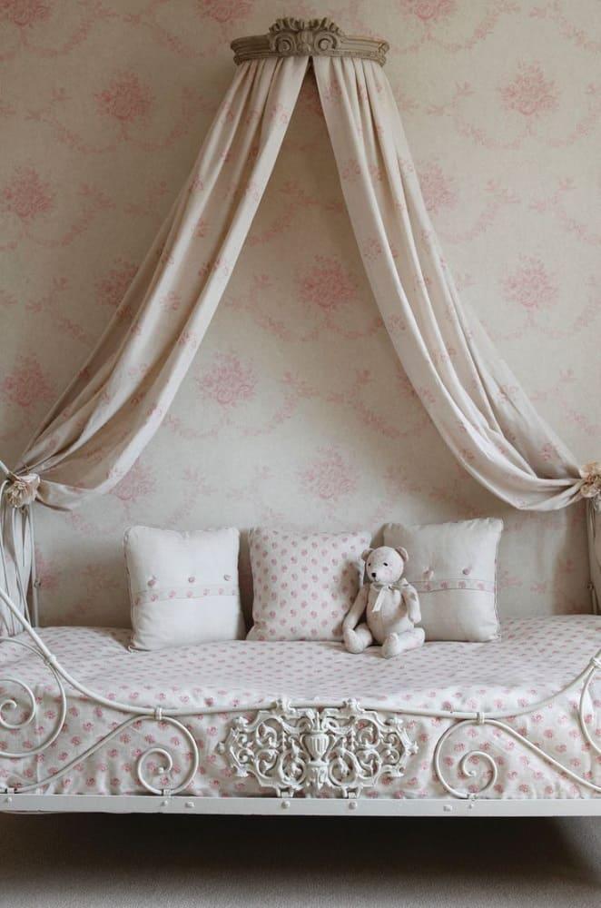 Балдахины в спальню